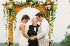 Ashley & Vince: The Wedding at Foxhall Resort's Legacy Lookout