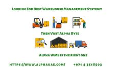 Complete Warehouse management software with complete inventory software and accounting including shipping, sorting, and storing in Dubai, Abu Dhabi, UAE Warehouse Management System, Managing People, Cloud Based, Dubai Uae, Mobile Application, Software, Technology, How To Plan, Tecnologia