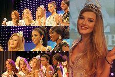 Valentina Rasulova from Russia crowned Miss Intercontinental 2015