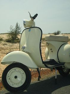 #Vespa - White Vespa Vietnam by Vespa Travel, via Flickr  #Travel Vietnam - We cover the world over 220 countries, 26 languages and 120 currencies Hotel and Flight deals.guarantee the best price multicityworldtravel.com