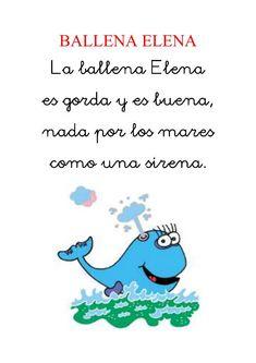 Video cuentos infantiles cortos para niños La Ballena Elena   Orientacion AndujarOrientacion Andujar