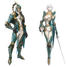 Archage armors