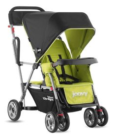 Another great find on #zulily! Greenie Caboose Ultralight Stand-On Tandem Stroller by Joovy #zulilyfinds