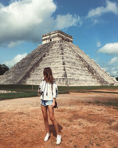 Wandering the Mayan ruins of Chichén Itzá - - Mexico // by Jessica Stein - Tuula