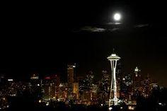 #Seattle #Skyline