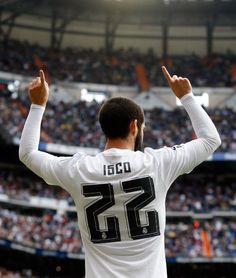 Isco Real Madrid 22