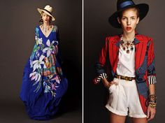 Stella Jean Ankara fashion