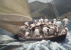 _Velsheda J Class Sailing Yacht Classic Sailing, Classic Yachts, Sailing Gear, Sailing Ships, Sailing Yachts, J Class Yacht, Sail Racing, Yacht Builders, Yacht Boat