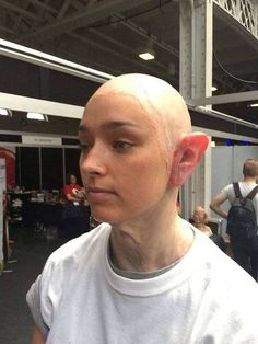 See The Magic Of Special Effects Makeup In Action (9 pics)