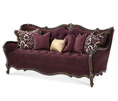 Oval Back Wood Chair - Opt1|Lavelle| Michael Amini Furniture Designs | amini.com