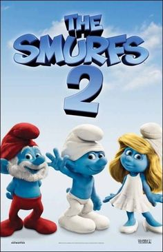Feeling a little blue? Friday Family Flicks is showing Smurfs 2 tomorrow, July 18! Also, Season Pass holders will be able to bring up to 4 friends for just $21.99 each, Is it Friday yet?