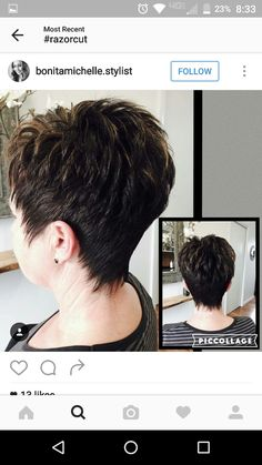 Great pixie from IG http://shedonteversleep.tumblr.com/post/157435335253/short-hair-trends-for-2017-short-hairstyles-2017