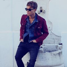 Street Fashion - Urban TBLB (trueblueloverboy)_andreas wijk Tres Cool!