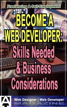 People frequently ask me about pursuing web development / web design as a career. This article outlines many of the skills needed, both web-wise and general business-wise, and also explains why I've chosen the niche I did (and you can, too! Drupal, Explain Why, Outlines, Consideration, User Interface, Business Marketing, Web Development, How To Become, Career