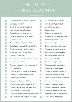 Lockdown Ideas - Things to-Do when you are bored at home – nanesworld Productive Things To Do, Things To Do At Home, Stuff To Do, Things To Do Alone, What To Do When Bored, Things To Do When Bored For Teens, Bored Jar, Vie Motivation, Bored At Home