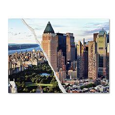 "Trademark Fine Art Central Park in Town by Philippe Hugonnard Wall Decor, 35 by 47"" Trademark Fine Art http://www.amazon.com/dp/B0144MWP02/ref=cm_sw_r_pi_dp_zZM-vb18J0TKJ"