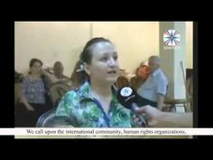 Iraqi Christian woman speaks about tragic situation of Christians in Mosul
