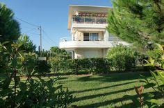 Vakantiehuis Appartement Francesca - Antibes - Cote d'Azur - Alpes Maritimes Zuid Frankrijk - Zwembad gedeeld