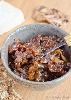 The Best Bacon Jam
