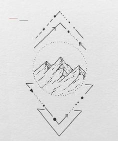 Ein wenig Wanna-do würde ich lieben, dieses Design zu tätowieren Also, wenn Si. A little wanna-do I would love to tattoo this design so if you are interested . Geometric Tatto, Geometric Origami, Small Tattoo Designs, Small Tattoos, Tattoo Sketches, Tattoo Drawings, Face Tattoos For Women, Female Face Drawing, Beste Tattoo