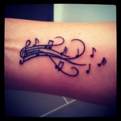 Music Tatoo