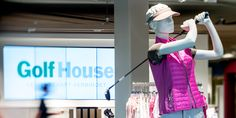 B.Lee #LED illumina gli esclusivi prodotti #fashion della GOLFHOUSE di Eschborn in Germania http://ow.ly/pxnj30bEXe4 Oktalite - Referenze - fashion