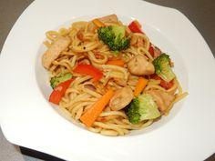 Spaghetti, Ethnic Recipes, Asia, Noodle