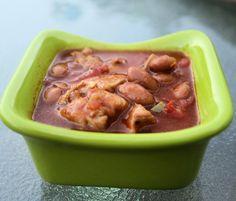 Chicken Chili – Spicy