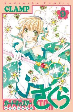 Cardcaptor Sakura, Manga Covers, Comic Covers, Xxxholic, Otaku Mode, Card Captor, Clear Card, Kaito, Magical Girl