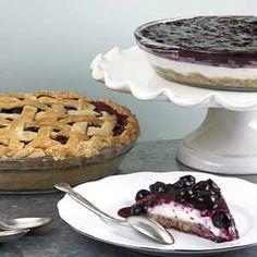 Magnolia Bakery's Blueberry Jamboree  Blueberries...cream cheese....I'm in.