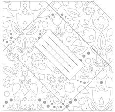 Вам письмо: 17 эксклюзивных конвертов от Ярмарки Мастеров - Ярмарка Мастеров - ручная работа, handmade