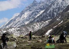 Moraine Parvati Valley Trek - Himachal Pradesh Photo Credit: Nilanjan Patra
