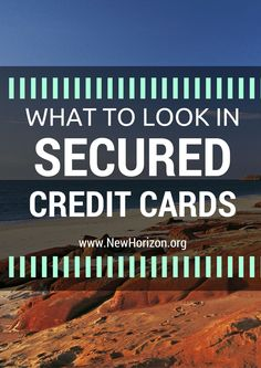 42 Best Secured Credit Cards Images In 2019 Rebuilding Credit