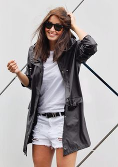 ANNA RIKE x MbyM RAINCOAT GIVE AWAY - ANNA RIKE | Creators of Desire - Fashion trends and style inspiration by leading fashion bloggers