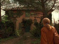 "Diane Lane's Italian villa- Bramasole in ""Under the Tuscan Sun"""
