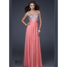 Fabboom Pink Heart Shape Long Gown http://goo.gl/NsCbHj