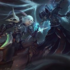After all these years I still need to complete Diablo 3 Reaper of Souls... Necromancer vs Malthael By Sean Tay #Diablo #Blizzard #Gaming #Xbox #PC #PS4 #GameArt #Art #ConceptArt #FanArt #Fantasy #Illustration