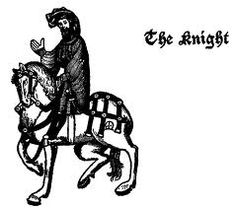 The Knight from the Canterbury Tales