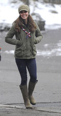 Kate Middleton Photo - Kate Middleton Visits Great Tower Scout Camp