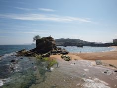 Playa del Camello #Santander #Cantabria #Spain #Travel