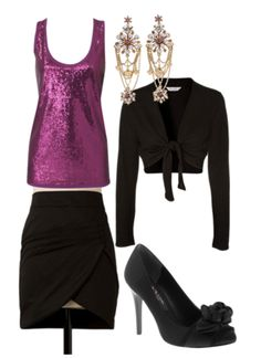 3 Vintage-Inspired Holiday Party Outfits - College Fashion