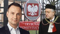 Trybunał Konstytucyjny przyznał sobie prawo do usunięcia Andrzeja Dudy ze stanowiska Prezydenta RP!