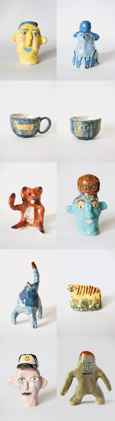 Karin Hagen's Ceramics. - Art is a Way
