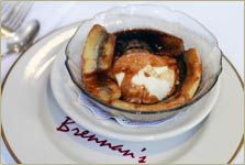 Banana's Foster Copy Cat Recipe by Brennan's Restaurant, New Orleans by Chef Paul who created Bananas Foster