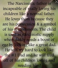 94 Best Children Abandoned by Narcissistic Dads images in ...