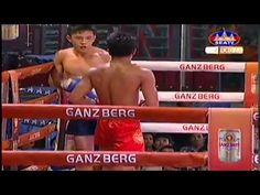 Khmer Boxing, Put Huch Vs Singapore, Seatv Boxing, 19 April 2015 New Boxing