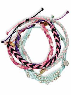 Friendship Bracelets ($15)