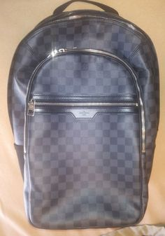 Rare AUTHENTIC LOUIS VUITTON Paris men s Backpack in excellent condition   fashion  clothing  shoes  accessories  mensaccessories  bags (ebay link) 2b5a69593f81d