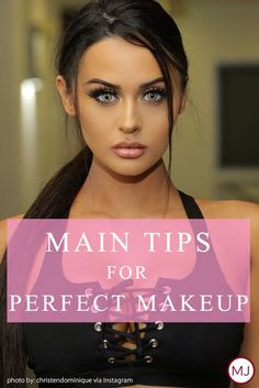 This collection of useful makeup tips and tricks will be your guide into the beauty world. Find out the easiest ways to nail your makeup. #makeup #makeuplover #makeupjunkie #makeuptips