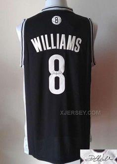 http://www.xjersey.com/nets-8-williams-black-signature-edition-jerseys.html NETS 8 WILLIAMS BLACK SIGNATURE EDITION JERSEYS Only 33.11€ , Free Shipping!
